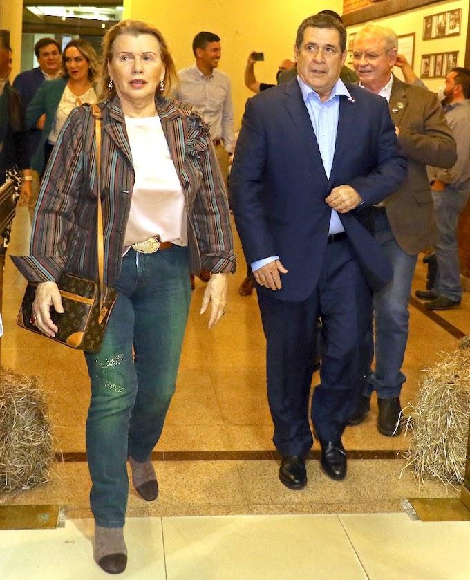 Horacio Cartes y Maris Llorens se asocian para proyecto empresarial