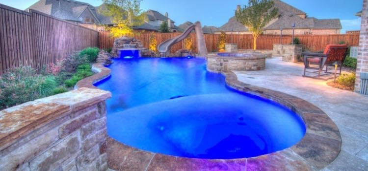 19+ Average Size Of Backyard Pool Pics - HomeLooker