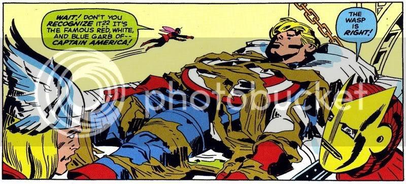Em Foco: Capitão América