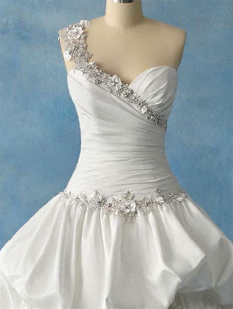 Alfred Angelo 204 Tiana Wedding Dress   Tradesy Weddings