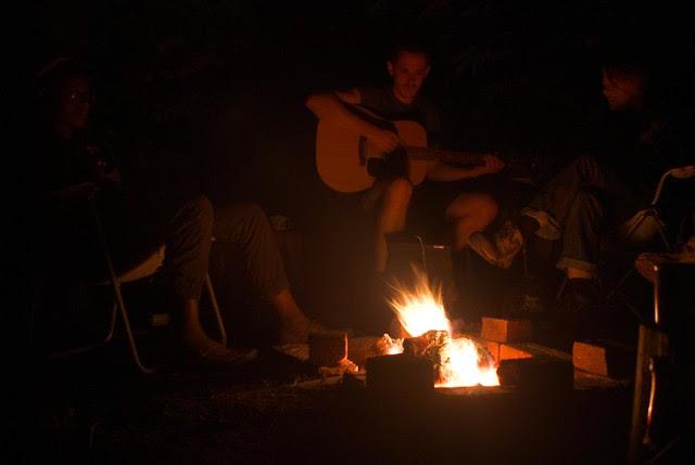 DSC_6961 woodland camp fire