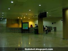 Underpass to CityLink Mall