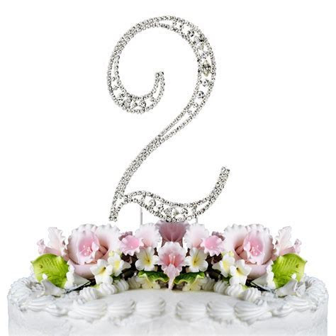 Vintage ~ 2nd Anniversary or 2nd Birthday Swarovski