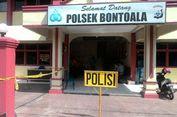 Pelaku Pelemparan Bom ke Mapolsekta Bontoala Diperkirakan Berjumlah 2 Orang