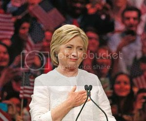 Hillary Clinton Presumptive Democratic Nominee