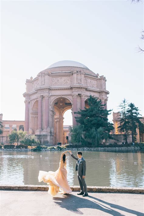 Best Engagement Photo Locations in San Francisco ? JBJ