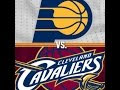 Cleveland Cavaliers @ Indiana Pacers