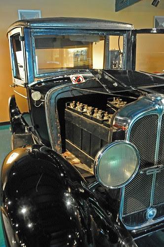 Ηλεκτρικό όχημα της δεκαετίας του 1910