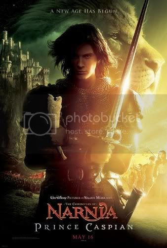 Prince Caspian Poster