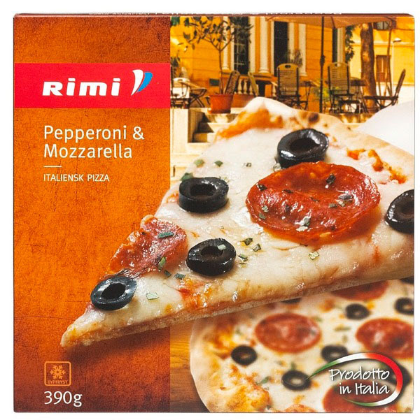 RIMI Italian Pizza packaging Ideas 2 25+ Sour & Spicy Pizza Packaging Design Ideas