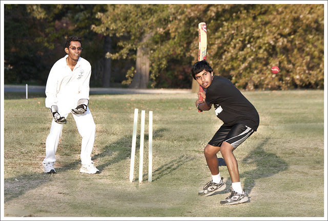 Cricket Batsman 1