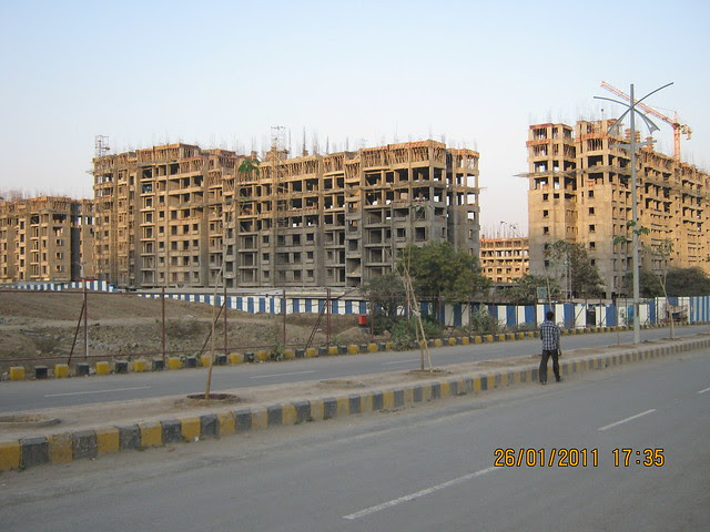 Megapolis Smart Homes 1 - A4 to A 6 & A 3 TO A 19 Towers - Megapolis on 26th January 2011