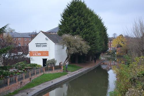 Red Lion, Stratford