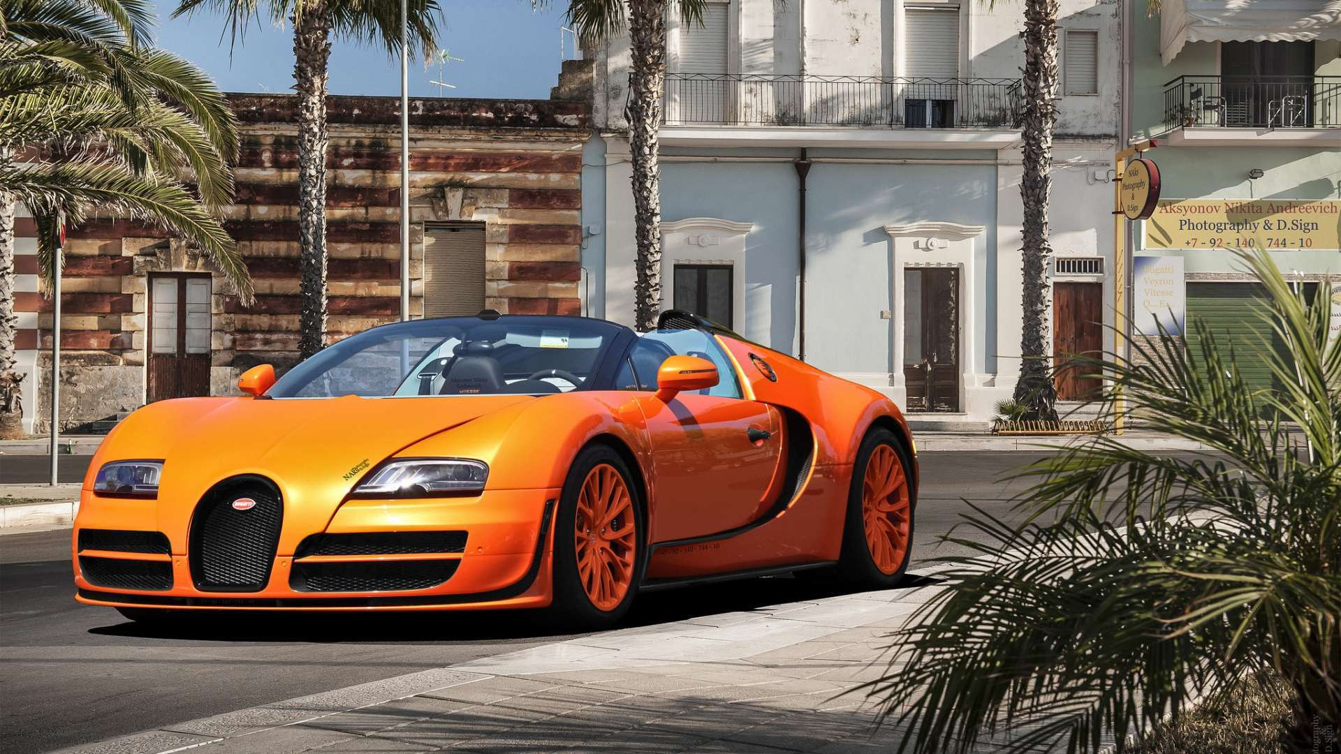Bugatti Veyron Wallpaper for Desktop - WallpaperSafari