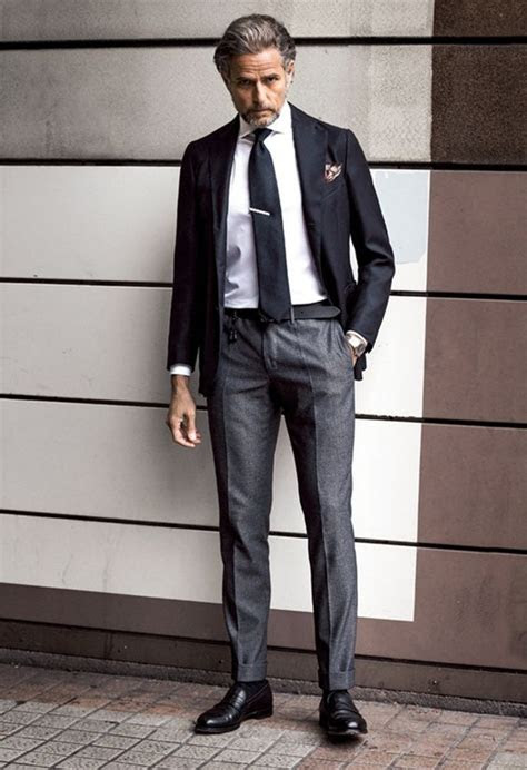 dress pants  men     model