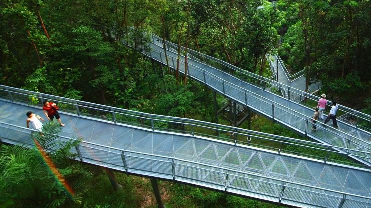 Enjoy Vacation at Southern Ridges Singapore