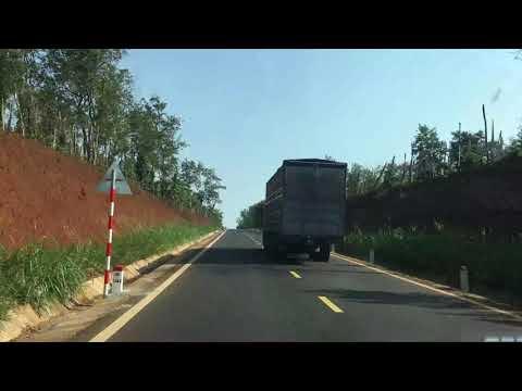Test chức năng Cruise control - LIM và khi qua Đắk Lắk và Quốc lộ 14 cần lưu ý những gì ?