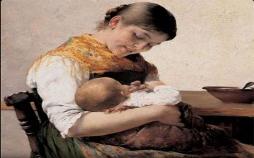 γιατί είναι σημαντική η ευχή της μάνας