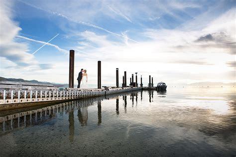 Lake Tahoe Weddings: Beautiful Wedding with Beautiful View