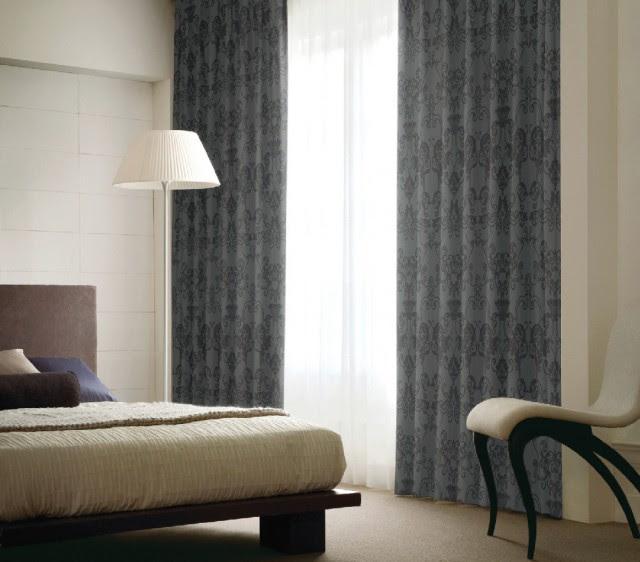 安眠効果を高める! 寝室のカーテン色の選び方