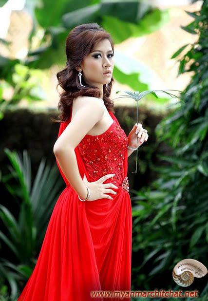 Myanmar Model Girl - Yu Thandar Tin | Myanmar Model Girl
