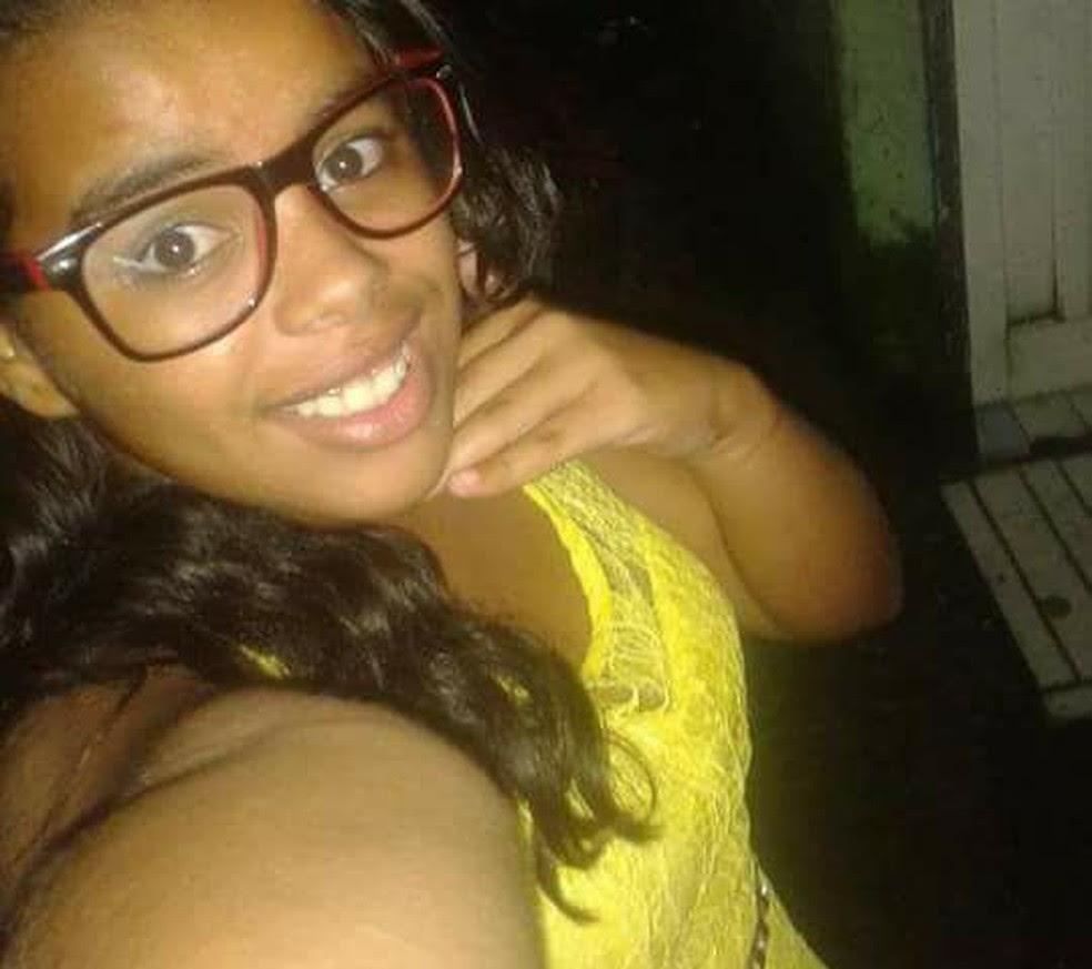 Jovem de 16 anos foi morta a tiros pelo ex-namorado em Bertioga, SP (Foto: Arquivo Pessoal)