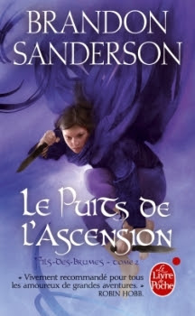 Couverture Fils-des-Brumes, tome 2 : Le Puits de l'ascension