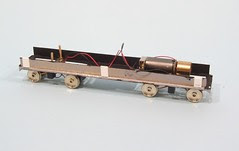 Running chassis