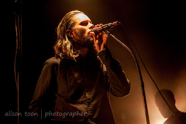 Tommy Rogers, vocals and keys, Between The Buried And Me (BTBAM)