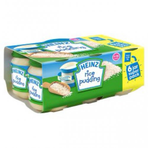 Rice pudding or egg custard 6 pack for 99p ASDA instore ...