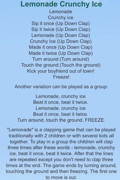 Lemonade Crunchy Ice Sip It Once Sip It Twice Lyrics