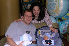 Our little family (Adam at 3 days)