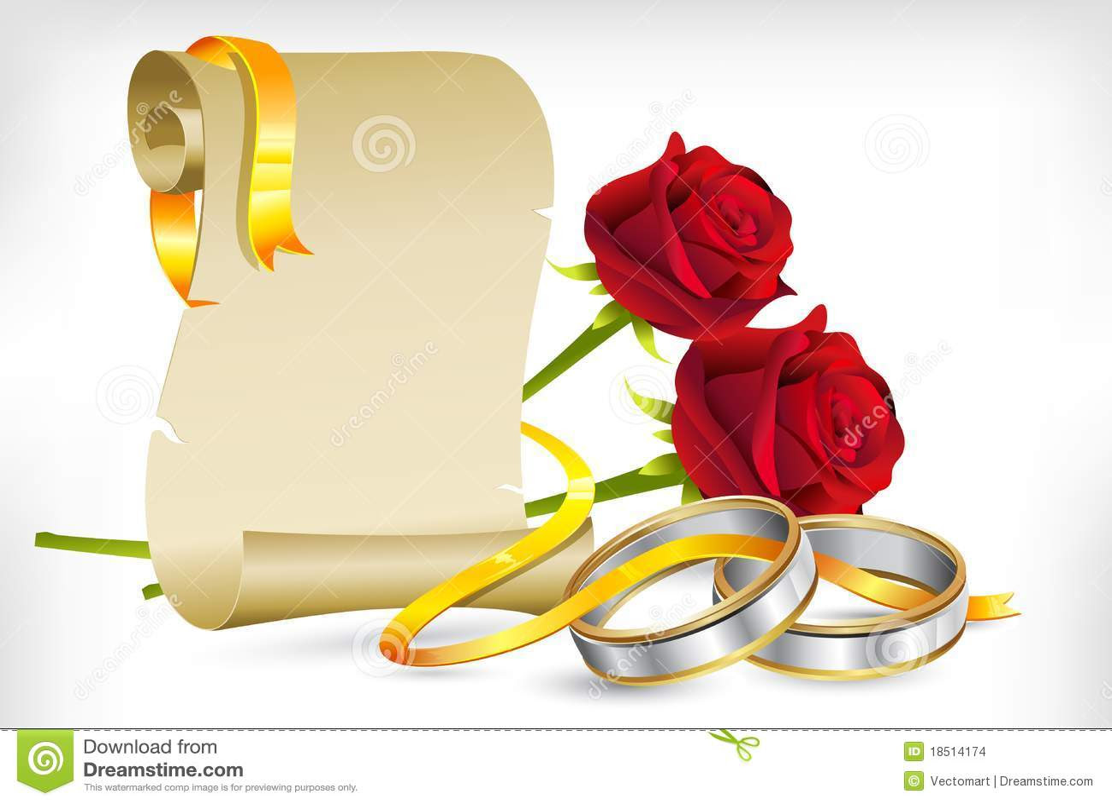 Engagement Invitation Stock Images - Image: 18514174