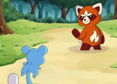 Pokemon Savaşı Oyunu Oyna çizgi Film Oyunları