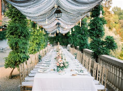 Villa Le Fontanelle Tuscany Wedding   Wedding Sparrow Feature