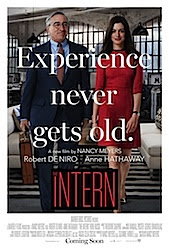 The Intern Poster