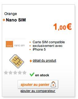 Iphone 5 Le Casse Tête De La Nano Sim Màj Igeneration