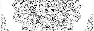 Mandala Coloring Book Printable