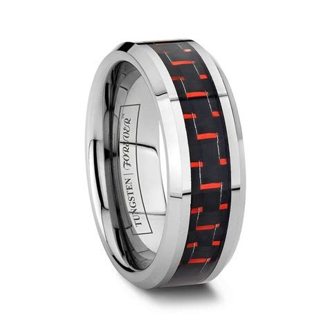 17 Best images about Tungsten wedding bands on Pinterest