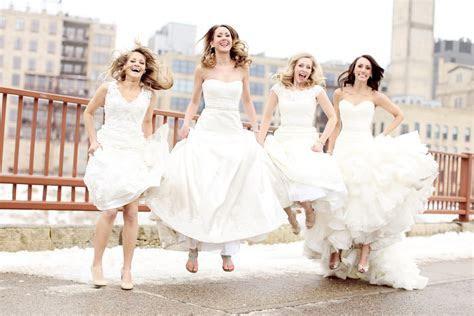 Best Friend Wedding Dress Photo Shoot   POPSUGAR Love & Sex