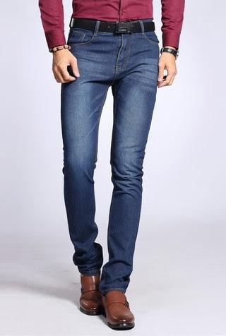 Jeans Fashion Ajustado Cowboy - con Detalles