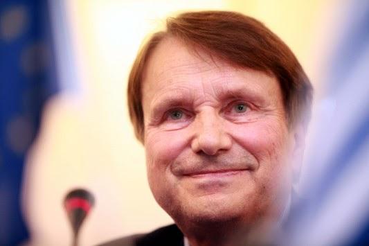 """Ντίτερ Ντεμ Γερμανός βουλευτής: """" Έλληνες ο Ράιχενμπαχ είναι ο νέος σας πρωθυπουργός""""!"""