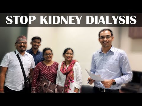 How Karmaayurveda aid to reduce creatinine levels from 6 to 2.4 through Kidney Treatment Without Dialysis?