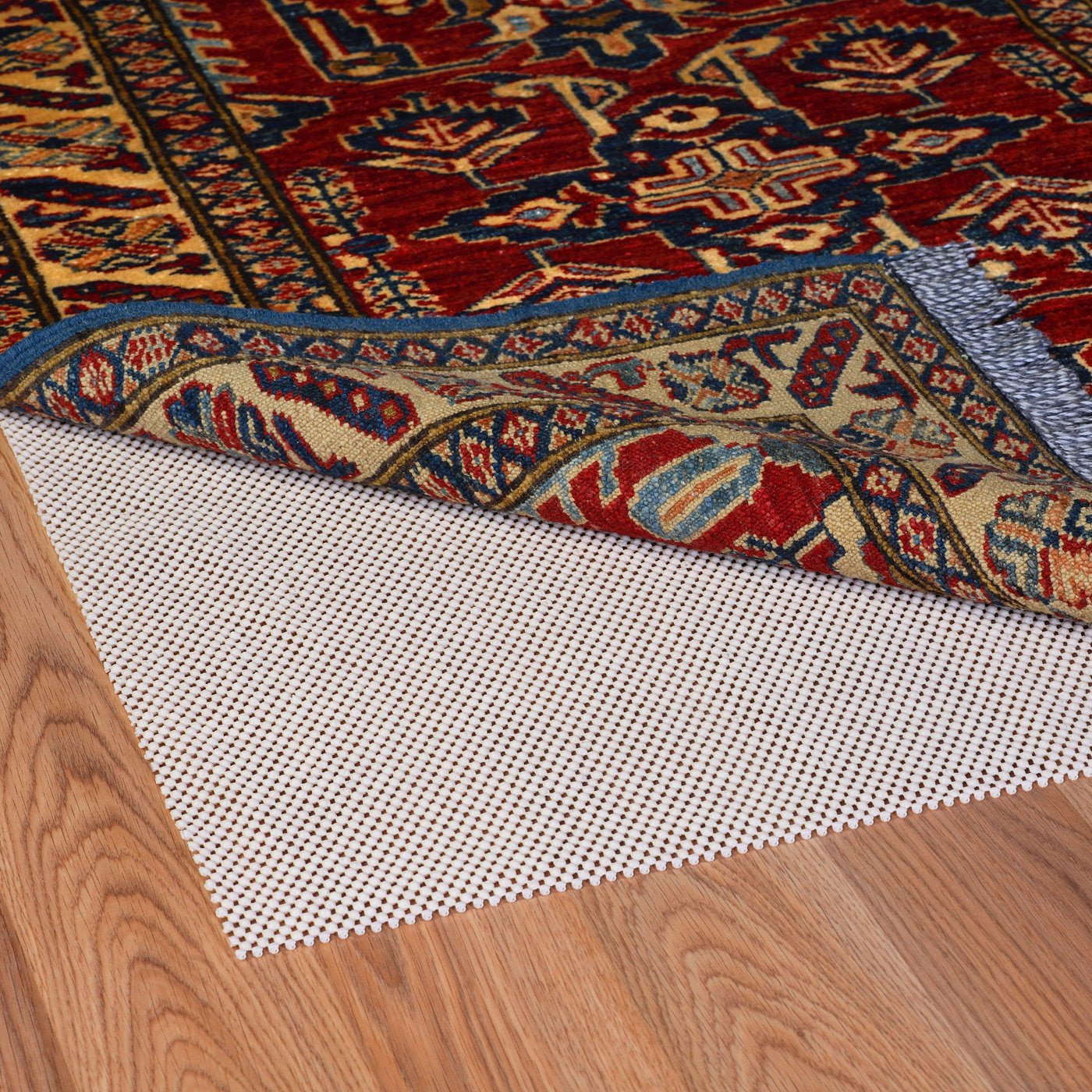 Safest Types of Rug Pad for Hardwood Floors – HomesFeed