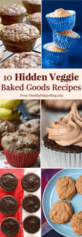 10-hidden-veggie-baked-goods-recipes