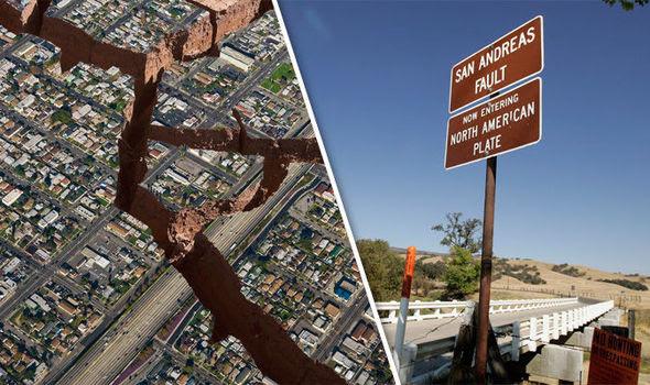 O 'Grande Terremoto' está prestes a ocorrer na Califórnia