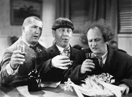 SLEEPING GRAVY THEATER: How the Three Stooges saved Star Trek with