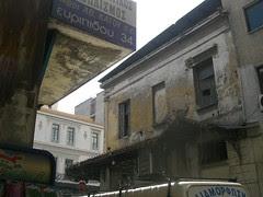 evripidou street athens