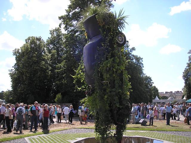 Hampton Court Palace Flower Show 2007
