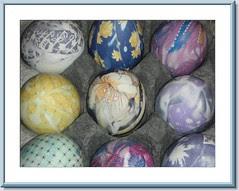 Eggs detail